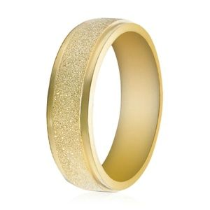 NEW Ring STAINLESS STEEL Men Women Unisex Frosted